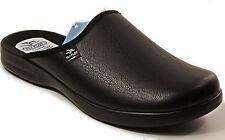FLYFLOT Hausschuhe Pantoffeln schwarz  NEU