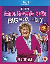 MRS BROWNS BOYS BIG BOX - BLU-RAY - REGION B UK