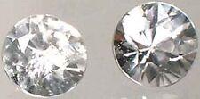 19thC Antique 2/3ct Russian Zircon Medieval Lightening Plague Black Death Amulet