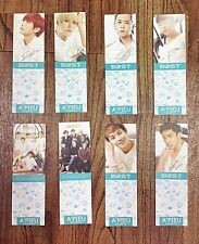 BEAST B2ST APIEU BOOKMARK SET NEW LIMITED