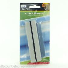 """PPI Algae Magnet Aquarium Fish Tank Glass Cleaner - Large 4"""""""