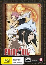 Fairy Tail Collection 06 (Eps 61-72) R4 DVD