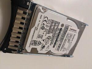 Lenovo Disque dur serveur 00AD076 1.2 To de capacité, hot swap avec son chariot.