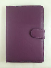 FUNDA CARCASA DE LIBRO PARA EBOOK READER SONY PRS T2 COLOR MORADO