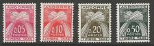 ANDORRA SGFD185/8 1961 POSTAGE DUE SET MNH