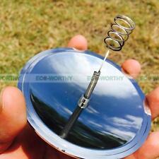 Solar Powered Portable Cigarette Spark Lighter Fire Starter for Camping