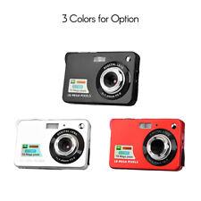 Digital Camera Mini Pocket Camera 18MP 2.7 Inch LCD 8x Zoom Anti-Shake Cam E3S2