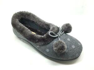 Comfort and Fashion Women's Winter Indoor Slipper-- LS965 Grey -- FREE POST!!