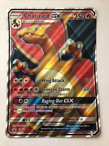 Charizard GX SM60 Promo - Ultra Rare Pokemon Card JUMBO