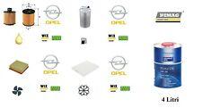 Kit Tagliando Opel Corsa D 1.3 CDTi 90 Hp 66 Kw + 4 Litri Olio Opel 5W30