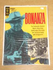 BONANZA #20 VG (4.0) GOLD KEY COMICS JUNE 1966