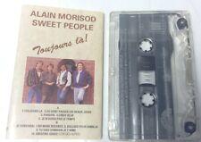 ALAIN MORISOD & SWEET PEOPLE Tape Cassette TOUJOURS LA ! 1993 Kosmos Records Can
