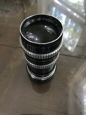 P. Angenieux 90mm F2.5 Y1 Leica M39 Screw Mount/LTM Lens Very Rare Nice!