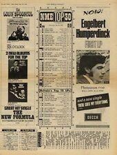 Engelbert Humperdinck Please Me UK LP Advert 1967