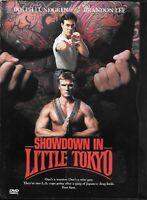 Showdown in Little Tokyo (DVD Snapcase)