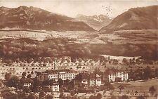 SARNEN SWITZERLAND COLLEGIUM  GESAMTANSICHT POSTCARD c1921