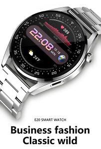 Man Sport Smartwatch BT Call Heart Rate Sleep Monitor Sports Smart Watch Men