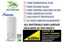 Worcester Bosch Greenstar 30i Gas Combi Boiler (NEW ErP) Supplied & Fitted