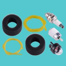 Air Filter Fuel Line Kit fit Bolens BL410 BL100 RYOBI RGBV3100 Tiller Trimmer