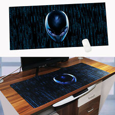 Print Alien Computer Keyboard Mat Large Gaming Mouse Pad Desktop Extra Large Mat