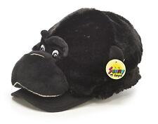 Tier Mütze Plüsch Kappe Affe Gorilla