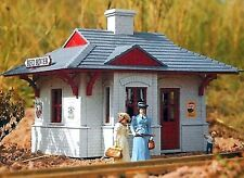 PIKO RED RIVER STATION  G Scale Building Kit # 62228 New