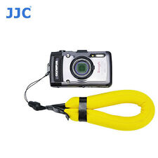 Waterproof Camera Float Strap GoPro Nikon Canon Yellow XP130 X140 TS30 TG5 TG4