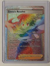 New listing Zinnia's Resolve 2021 Pokemon Evolving Skies Full Art Trainer 225/203