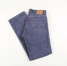 Vintage LEVI'S 505 Blue Regular Fit Men's Jeans 30W 30L 30/30 /J11022