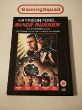 Blade Runner Directors Cut (Cardboard) DVD, Supplied by Gaming Squad