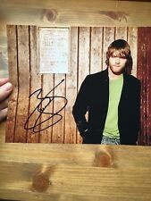 Bryan McFadden Westlife original hand signed autograph 8x10 photo  IP