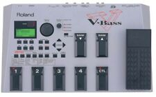 ROLAND V-BASS SYSTEM MODELING VIRTUAL EFFECTS PROCESSOR + GKC5 CABLE VB-99
