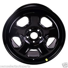 "OEM NEW 2013-2015 Ford Taurus Explorer Interceptor 18"" Steel Spare Wheel Rim"