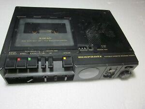 Marantz PMD-222 3 head Prof. mono portable Cassette Recorder