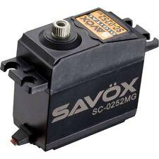 Savox SC-0252MG Standard Digital Metal Gear Steering Servo for 1/10 Cars Trucks