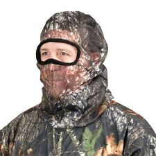 Mossy Oak Hunting Mask - Full Head Mesh - Obsession Camo  - Face Headnet