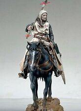90mm Resin Figure Model Kit Warrior Knight East Crusader (no Flagpole) Unpainted