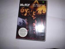 McFly - Wonderland Tour 2005 - Live In Manchester (DVD, 2005)