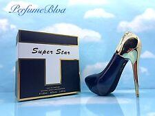 SUPER STAR 3.4 FL.OZ 100 ML EAU DE PARFUM SPRAY FOR WOMEN BRAND NEW SEALED BOX