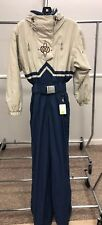 NWT Bogner ski snow suit women's sz 6 embroidered one piece hooded Retail 670