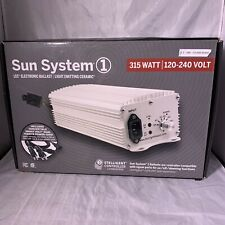 Sun System 1 LEC 315 Etelligent Compatible Remote Ballast 120/240V Indoor Grow