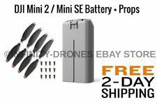 DJI Mini 2 / Mini SE Drone Intelligent Flight Battery + 2 X Propellers Set