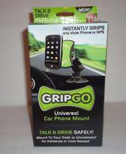GRIPGO GPS/CAR PHONE HOLDER-AS SEEN ON TV