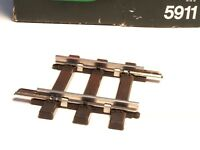 5911 Marklin Scale 1 gauge Straight track 59.5mm, one each OLD STYLE CONNECTOR
