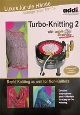 Addi EXPRESS MACCHINA Turbo Knitting 2 Professional PATTERN BOOK