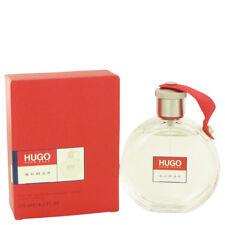 HUGO BOSS WOMAN 125ml EDT Spray Women's Genuine Perfume Original Bottle Rare