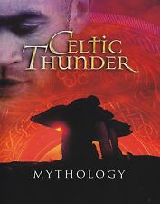 CELTIC THUNDER - MYTHOLOGY DVD ~ IRISH~CELTS~IRELAND ~ NTSC ALL REGION DVD *NEW*