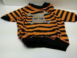 "Halloween pet Costume pirate size Medium up to 14""-16"" Cat Dog Reflective New"