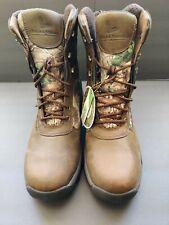 Field & Stream Men Boots Size11-Hydroproof ULTRA waterproof: REALTREE XTRA