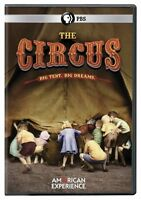 American Experience: The Circus [New DVD] 2 Pack